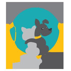 Rancho Bernado Vet member logo